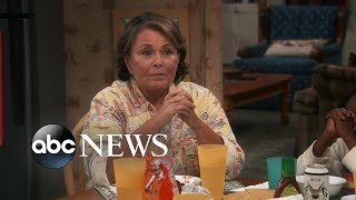 Roseanne Barr says call with Trump was 'exciting' and 'sweet' after show's return
