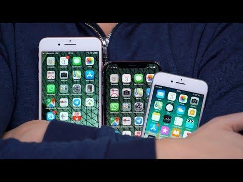 iPhone X vs. iPhone 8 (Plus): Lohnt der Luxus-Aufschlag?