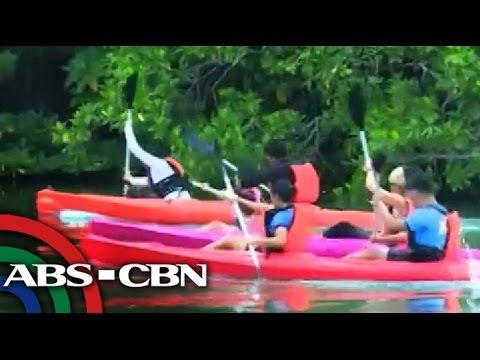 Kayak tour in Puerto Princesa