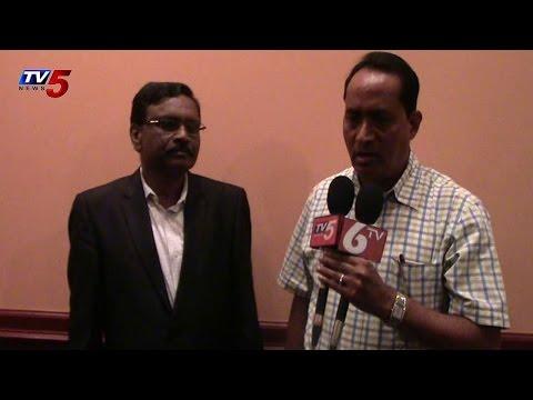 NTR Trust CEO Chukka Kondaiah Introducing Programme in Dallas : TV5 News