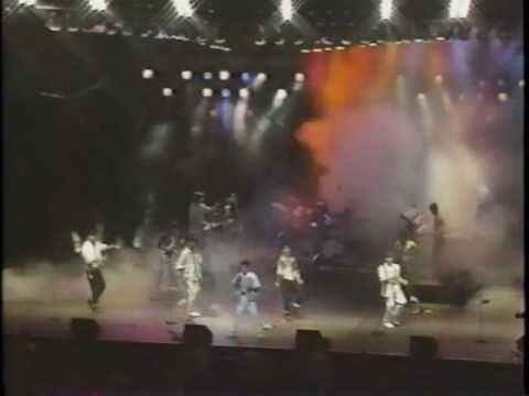 MENUDO - Its You and Me All The Way - Raymond Acevedo LIVE