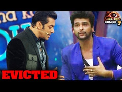 Kushal Tandon MID WEEK EVICTION in Bigg Boss 7 18th December 2013 EPISODE