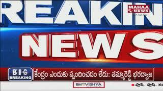 Tammareddy Bharadwaj Reacts On Sri Reddy Controversy