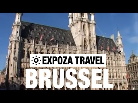 Brussels Vacation Travel Video Guide • Great Destinations