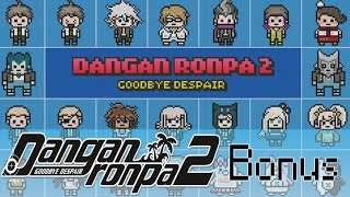 Danganronpa 2 Bonus 17 Gallery Extras And Executions