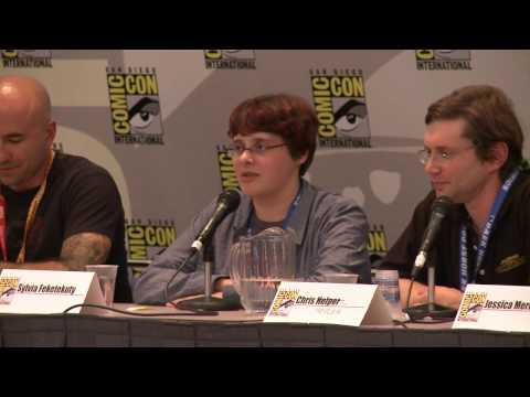 San Diego Comic Con 2012: Mass Effect Past, Present, Future Panel