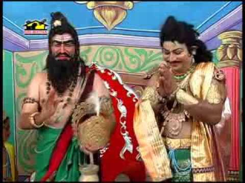 Satya Harischandra  Padya Natakam - 1 Of 3 video