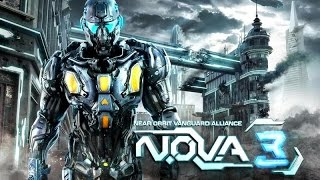 download lagu N.o.v.a. 3 Freedom Edition Android Gameplay Trailer gratis