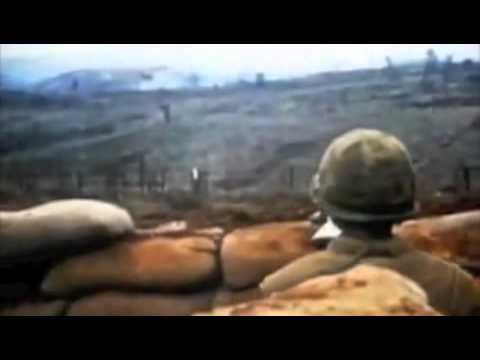 Creedence Clearwater Revival - Bad Moon Rising Vietnam Music Videos