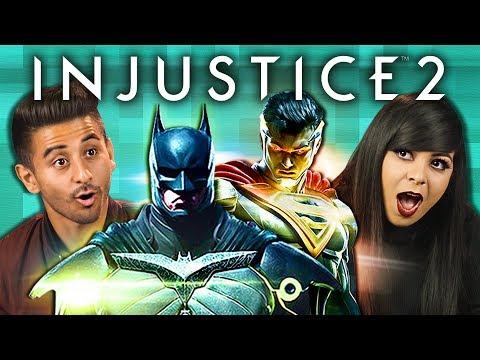 INJUSTICE 2 GAMING TOURNAMENT (React: Gaming)