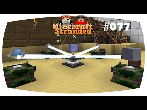 Minecraft Stranded | Sooo viel Technik! | ChristinaLP | #077