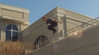 New Place, New Movement [Parkour/Freerunning]
