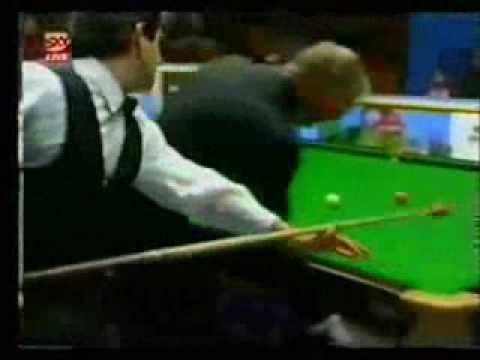 Ronnie O'Sullivan one man show