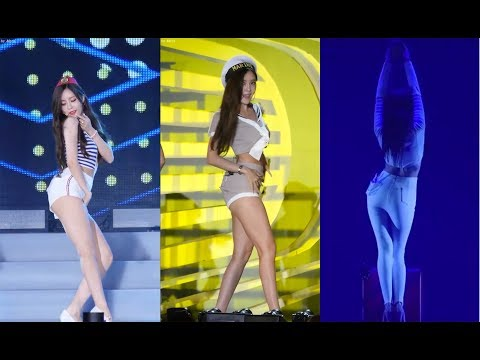 T-ara  티아라 Hyomin 효민 So Crazy Fapping Cut