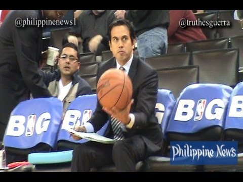 Erik Spoelstra proud of Filipino Heritage