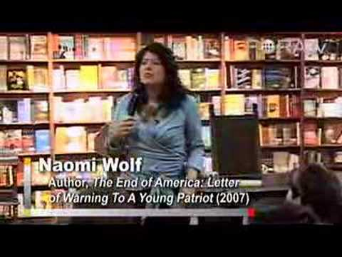 Naomi Wolf - The Bush Administration's Watch List