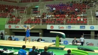 Rio de Janeiro - Test Event: Matteo Morandi / Volteggio (qualifiche)