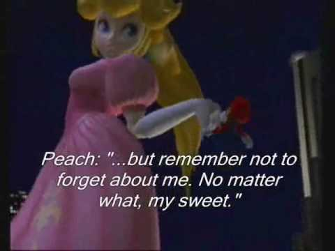 the rampage of princess peach