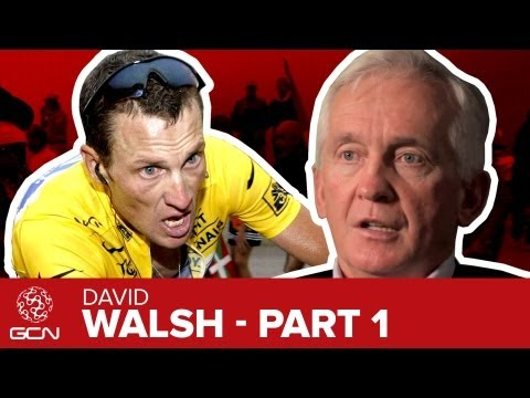 Is Lance Armstrong Guilty Of Doping? David Walsh Spent 13 Years On The Story. Part 1