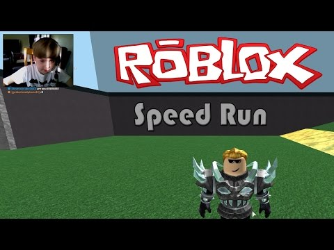 Let's Play ROBLOX Speed Run - CAN I BEAT IT???