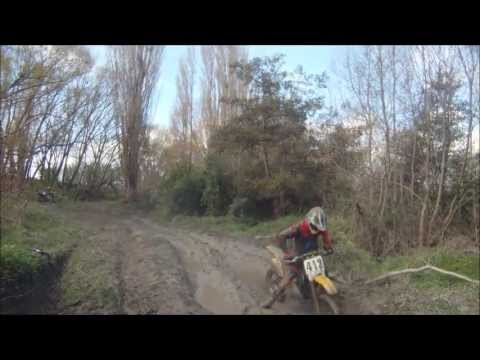Dirt Bikes vs Mud   GoPro