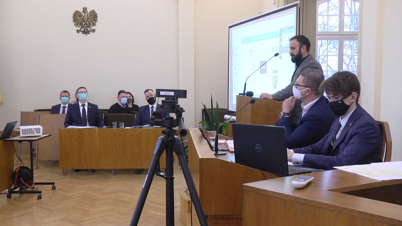 XXXIX sesja Rady Miejskiej