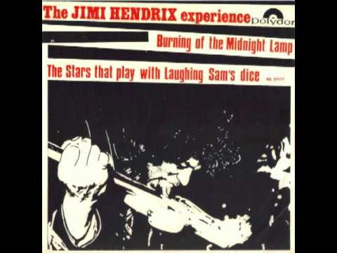 Jimi Hendrix Experience - Burning Of The Midnight Lamp
