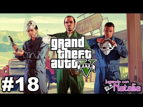 Asalto al Blindado! - GTA V Historia #18