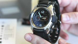 Aviator G-1500-1ADR Casio G-Shock Review & Unboxing