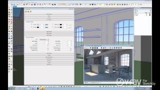 V-Ray for SketchUp - tutorials