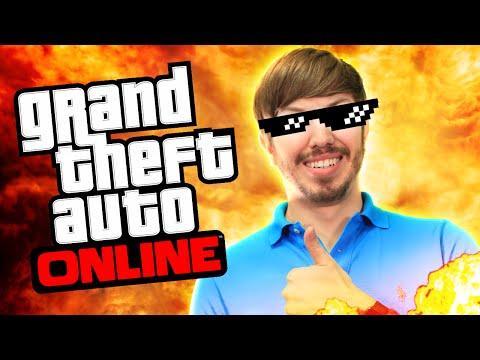 CALM FRENZY! (GTA 5 Online)