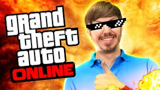 CALM FRENZY! (GTA 5 Online)