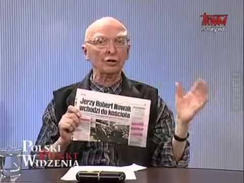 Prof  Wolniewicz W Telewizji Trwam 2008 02 12 Część 2