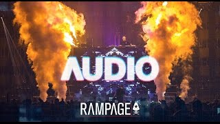 Rampage 2015 - Audio ft MC Youthstar full set