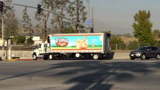 TruMoo & Alta Dena - Dean Foods Milk Ads on Truck