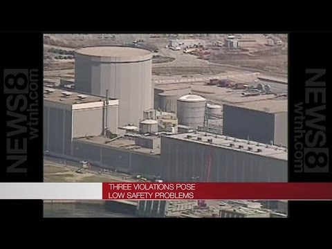 Safety violations found at Millstone Power Plant