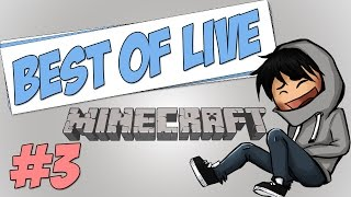 Best Of Live :  SPECIAL MINECRAFT ! #3
