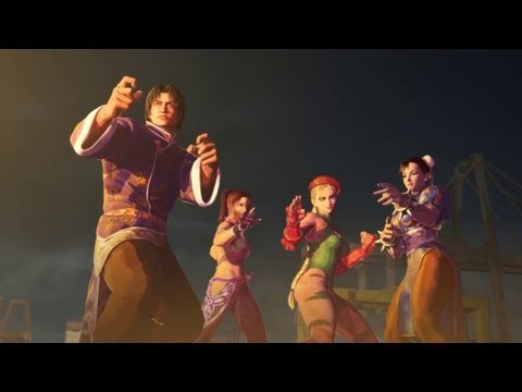 Street Fighter X Tekken 'PS Vita: Episode 2' TRUE-HD QUALITY