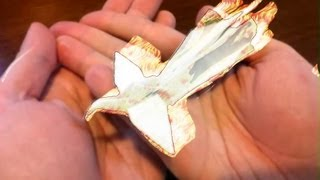 How To Make An Origami Phoenix (japanese 'houou') ...for All (65)