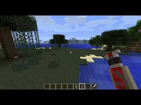 Minecraft 1.6.4 - CampCraft MOD (Camuflajes. Tiendas de Campaña. etc!) - ESPAÑOL TUTORIAL