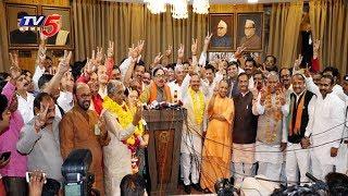 రాజ్యసభ ఎన్నికల్లో బిజెపి హావ..!   BJP gets a Victorious win in Rajya Sabha Elections