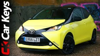 Toyota Aygo review - What Makes This Tiny Toyota Different? - Car Keys