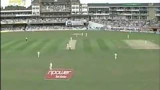 Chris Gayle made Test History - 6 fours in an over