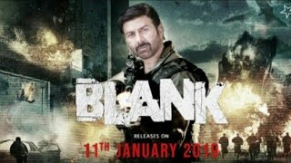 Blank Movie  Trailer 2019 | sunny deol |  blank movie trailer  in hindi by official trailer