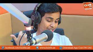 CLUB FM EXCLUSIVE | Rashed Belhasa Aka-Money Kicks on Life is Beautiful with RJ Puja