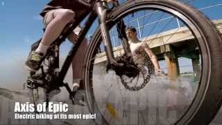 Electric bikes ride to Mordialloc and beyond