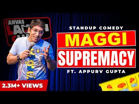 GuptaJi Ka Maggi Wala Experience - Stand Up Comedy by Appurv Gupta