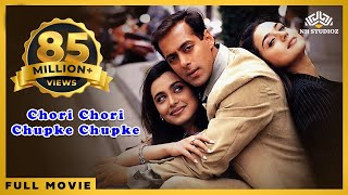 Chori Chori Chupke Chupke | Salman Khan, Rani Mukerji, Preity Zinta | Hindi Blockbuster Full Movie