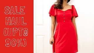 Fashion and Beauty Haul - Upto 90% off! (Sejalxsbl , nykaa and more)