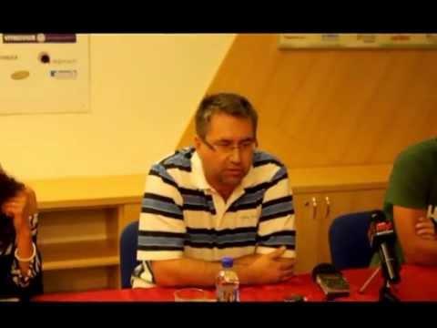 Tisková konference: Odvolání trenéra Martina Pulpita
